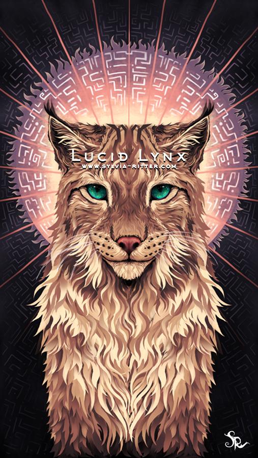 Lucid Lynx Art