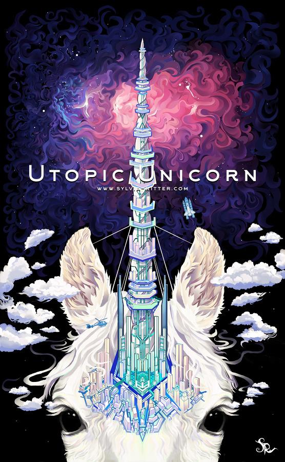Utopic Unicorn Art